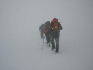 Ascensión al Cerro Pelado.