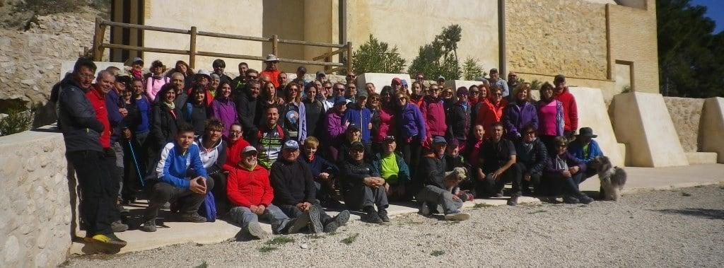 XIV Volta a la Serra de Crevillent (16/02/2019).