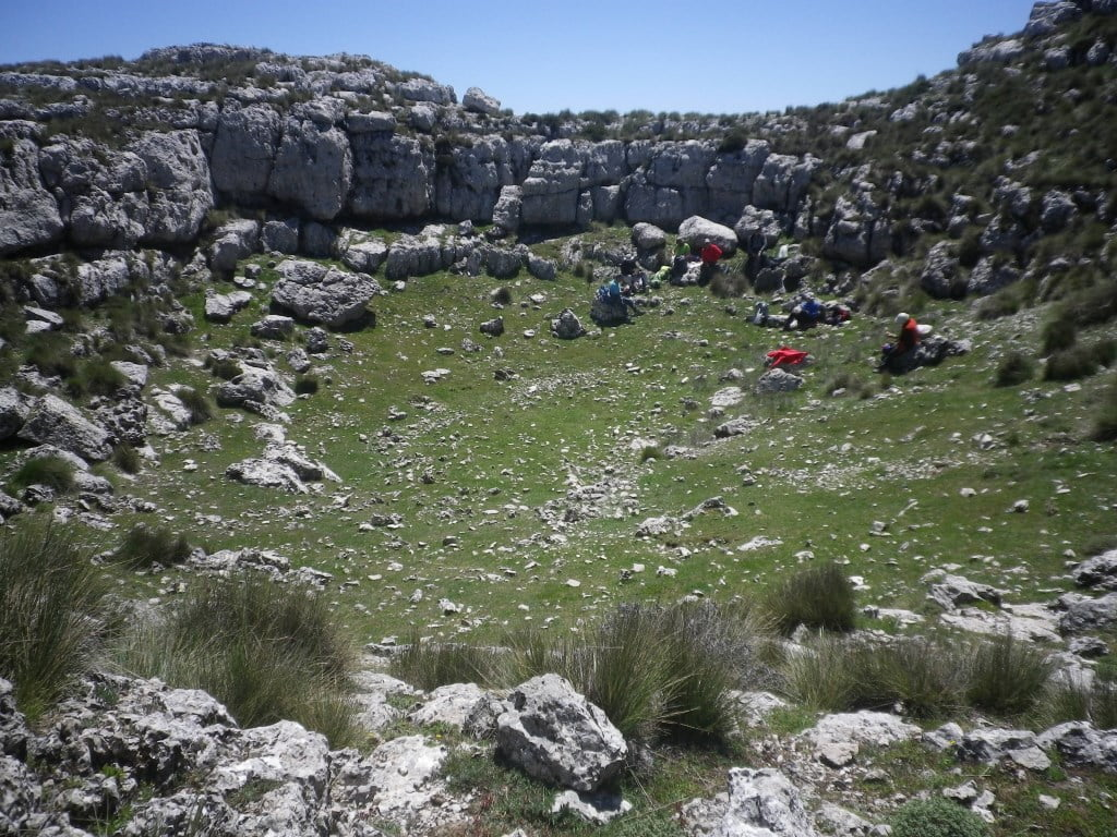 Cumbre del Calar del Mundo (1631 m).