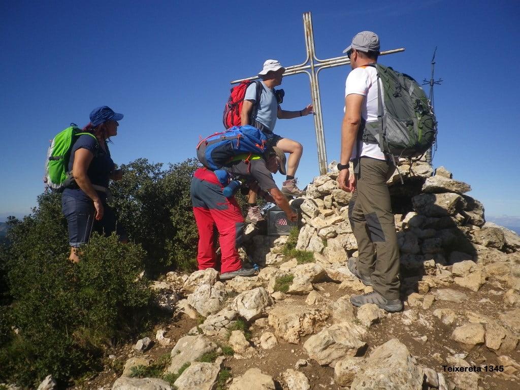 Teixereta 1345 – Concurso de las 12 Cumbres de más de 1000 m.