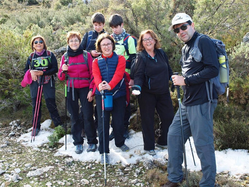 Alfaro, 1166m. Concurso de las 12 cumbres.