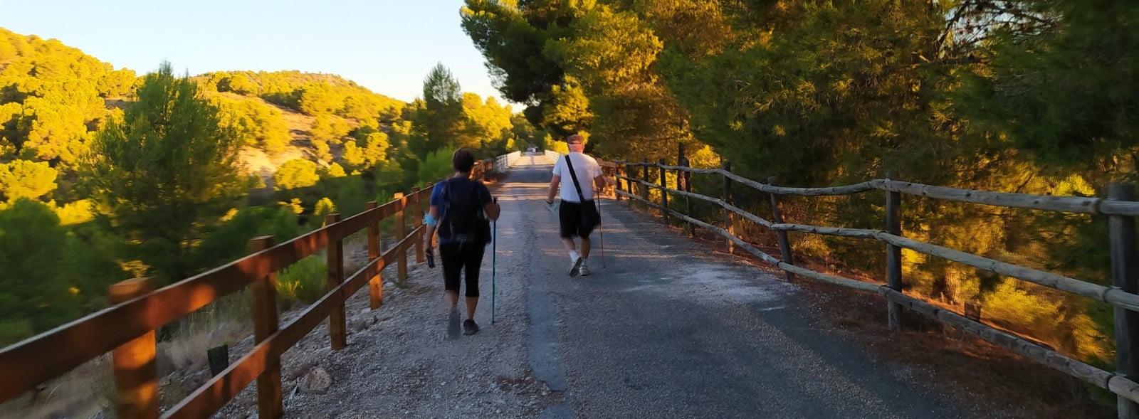 Camino de la Vera Cruz. Etapa V – Bullas – Caravaca de la Cruz (21 Km).