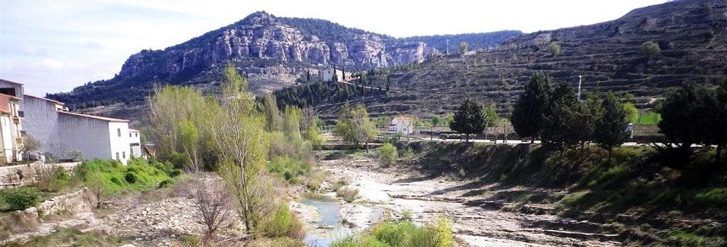GR-331 – Els Ports. Camí de Conquesta. [Etapa 4]: Todolella – Forcall – Morella.
